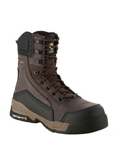 Carhartt Brown Winter Boots