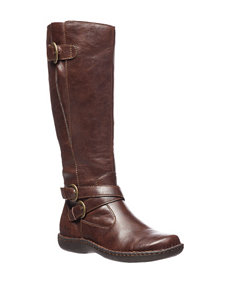 B.O.C. Coffee Riding Boots