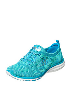 Skechers Blue / Green