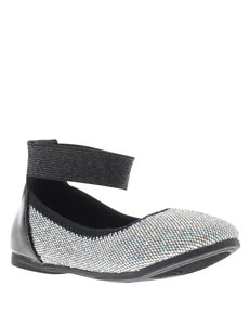 Kenneth Cole Tap Girl 2 Flats – Toddler Girls 5-12