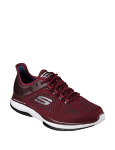 Skechers Burgundy