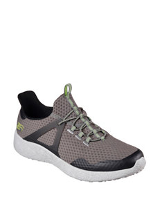 Skechers Bungee Knit Runner Athletic Shoes