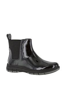 Easy Street Black Rain Boots