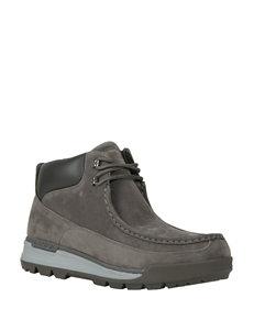 Lugz Grey Chukka Boots