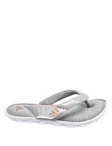Adidas Grey Sport Sandals