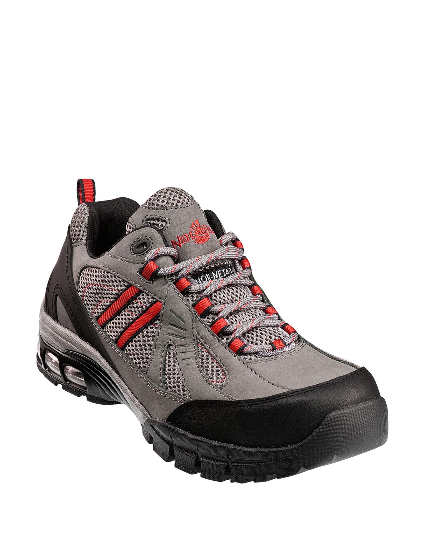 Nautilus Grey Hiking Boots