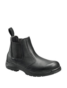 Avenger Black Chukka Boots