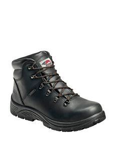 Avenger 7224 Waterproof Slip Resistant EH Safety Toe Hiking Boots