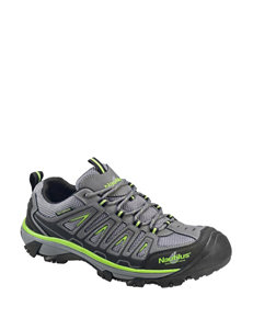Nautilus 2208 Lightweight Low Waterproof Safety Toe EH Hiker Shoes