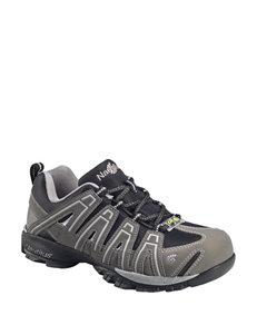 Nautilus Charcoal Hiking Boots