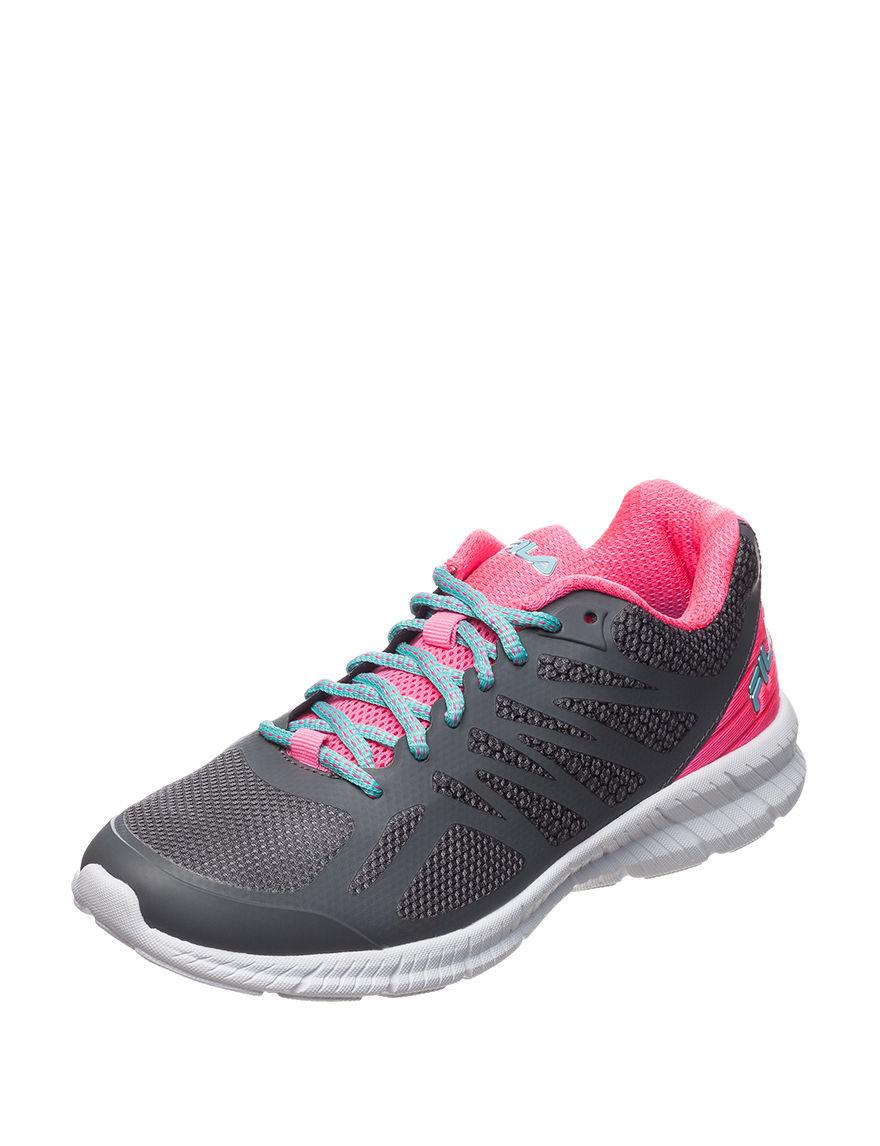 Fila Pink / Grey