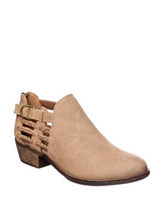 Sugar Brown Ankle Boots & Booties