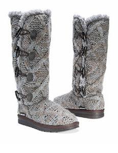 MUK LUKS Felicity Boots