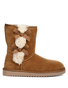 Koolaburra Chestnut Winter Boots