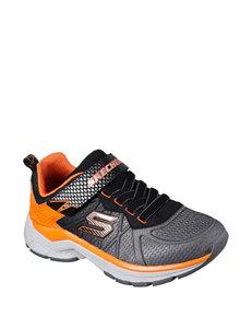 Skechers Grey / Orange
