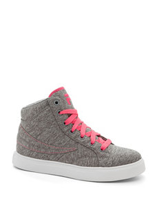 FILA Smokescreen High-Top Sneakers - Girls 11-6