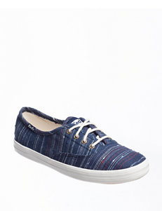 Keds Champion Striped Lace-up Shoes