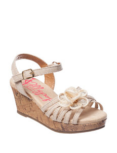 Jellypop Melinda Wedge- Girls 11-5