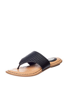 Dr. Scholl's Black Flip Flops