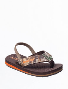 Realtree Lil' Bay Sandals - Toddler Boys 5-10