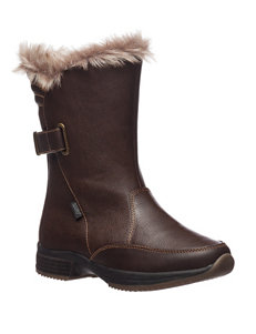 Sporto Brown Ankle Boots & Booties Winter Boots