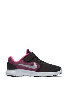 Nike Revolution 3 Athletic Shoes- Girls 11-3