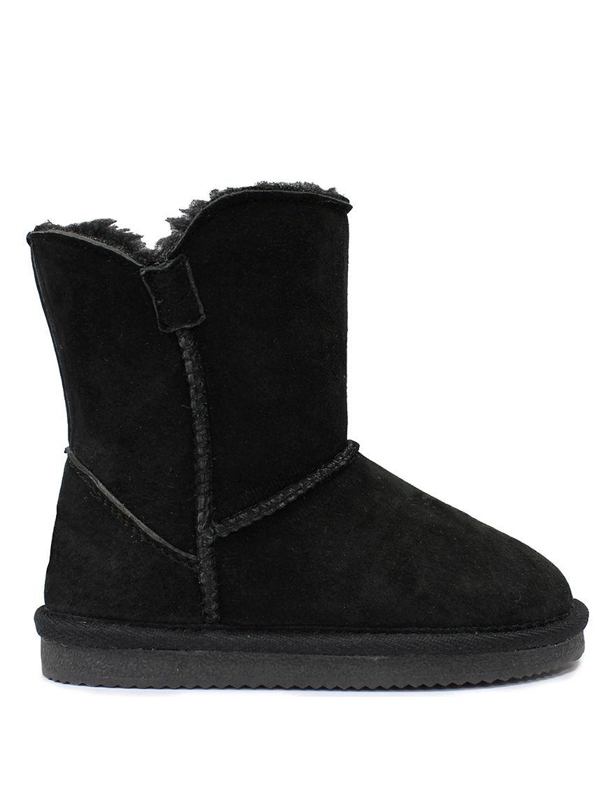 LAMO Footwear Black