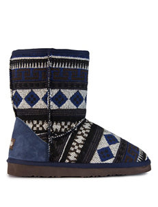 LAMO Footwear Navy Winter Boots