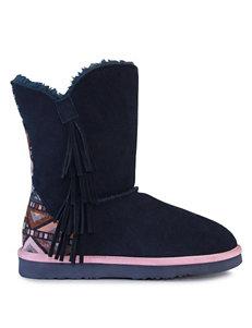 LAMO Essex Fringe Boots