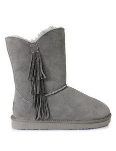 LAMO Footwear Grey Winter Boots
