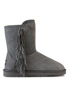 LAMO Footwear Grey Winter Boots