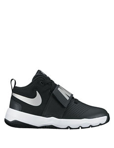 Nike Team Hustle D8 Athletic Shoes - Boys 4-7