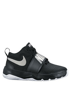 Nike Team Hustle D8 Athletic Shoes - Boys 11-3