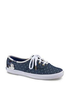Keds Champion Minnie Mouse Polka Dot Oxford Shoes
