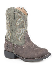 Roper Cody Boots- Toddler 5-8