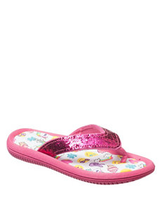 Capelli Emoji Sandals- Girls 10-4