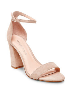 Madden Girl Blush Heeled Sandals