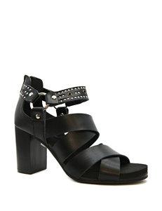 Groove Footwear Black