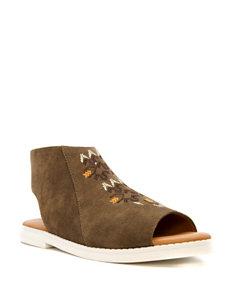 Groove Footwear Dakota Sandals