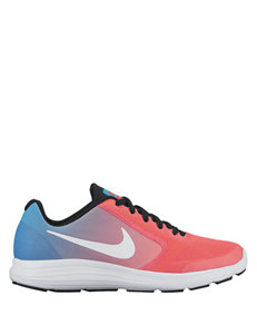Nike Revolution 3 Athletic Shoes- Girls 4-6
