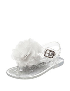 Barefoot Walkin Clear Jelly Crib Shoes – Baby 1-4