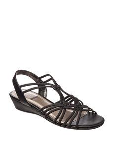 IMPO Renee Wedge Sandals