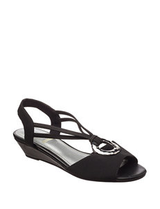 IMPO Rivel Wedge Sandals