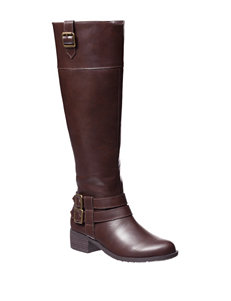 Rampage Ingred Wide Calf Tall Boots