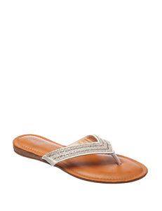 Capelli  Flat Sandals Flip Flops