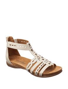 Natural Soul Antigua Gladiator Sandals