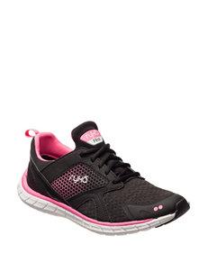 Ryka Black / Pink