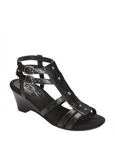A2 by Aerosoles Mayor Wedge Sandals