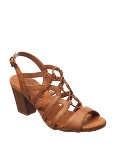 Easy Street Tan Gladiators