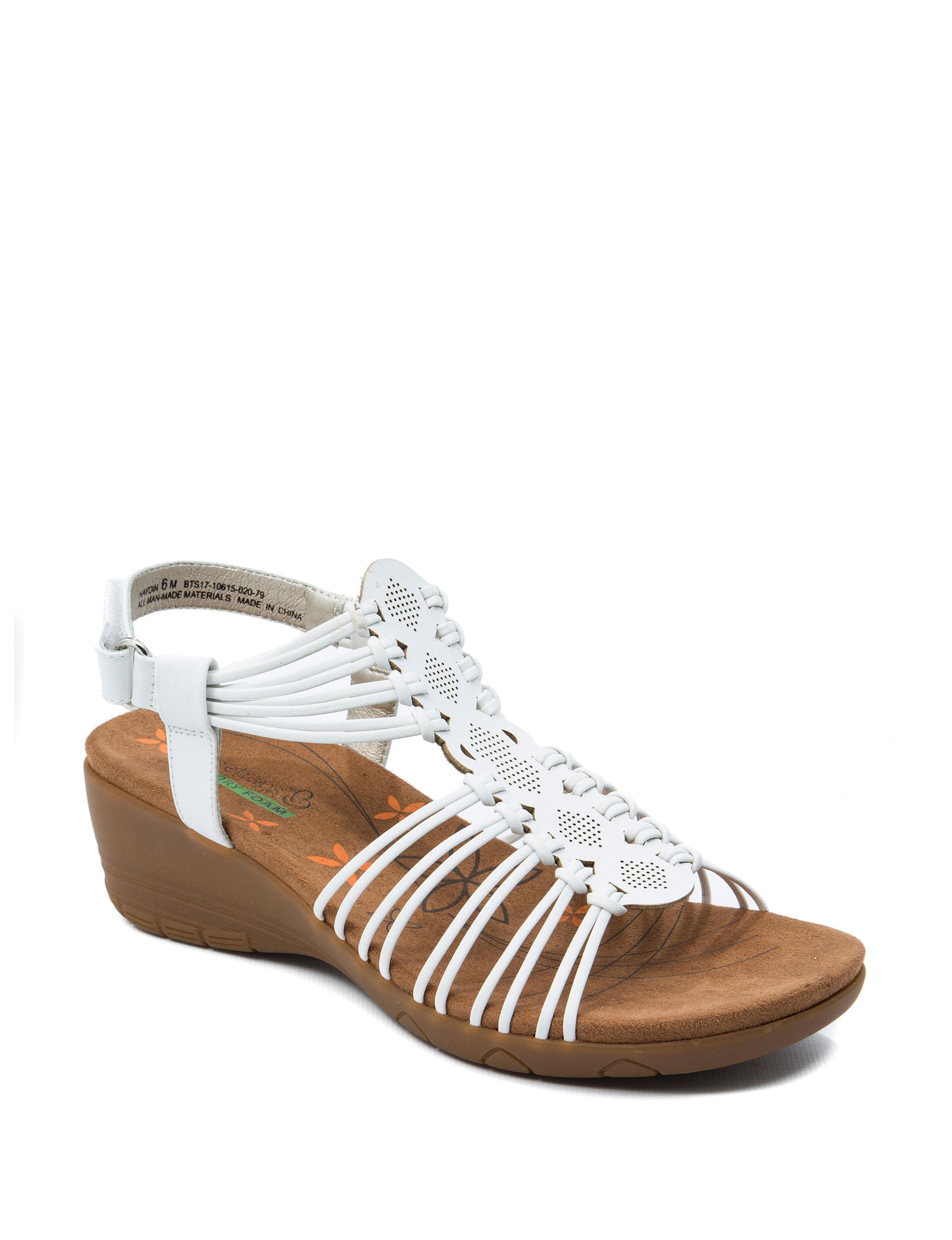 bare traps haydin wedge sandals stage stores